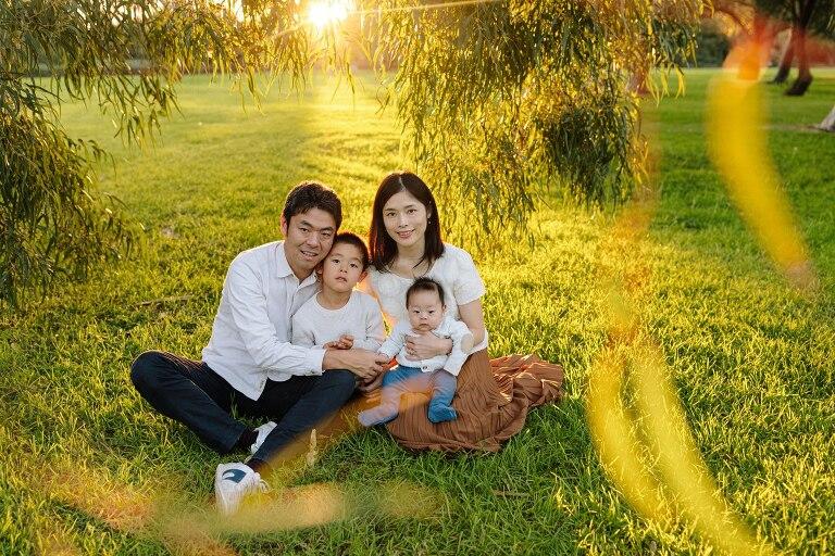 Lake Claremont Family Photographer