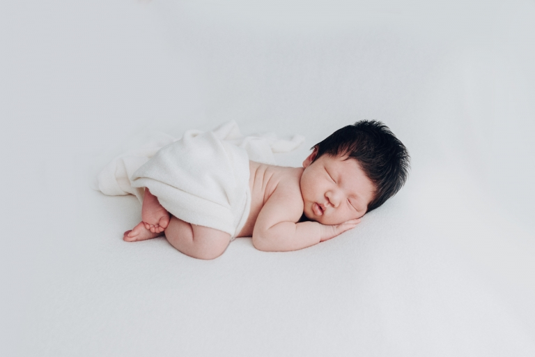 Perth Newborn Photography Session