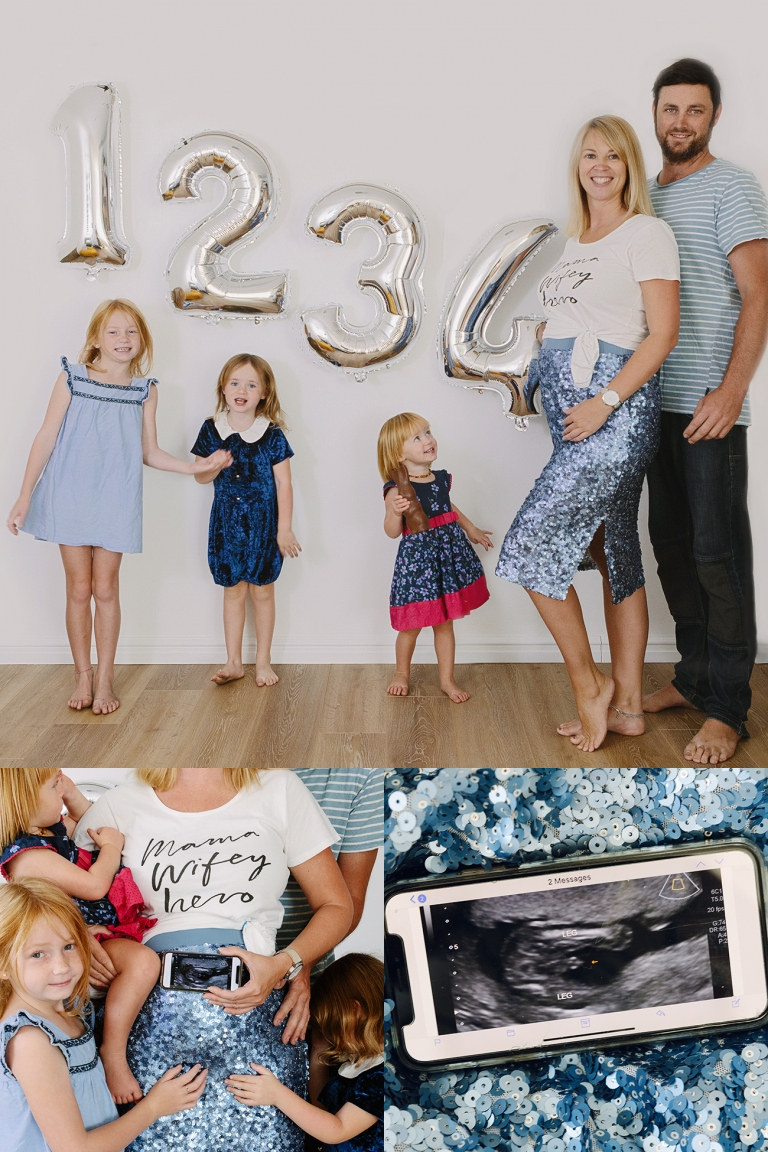 Perth Maternity Photographer - soon there will be six