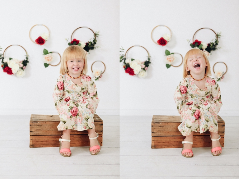 Rosie's 2nd Birthday - Jessica Lockhart Child Photography