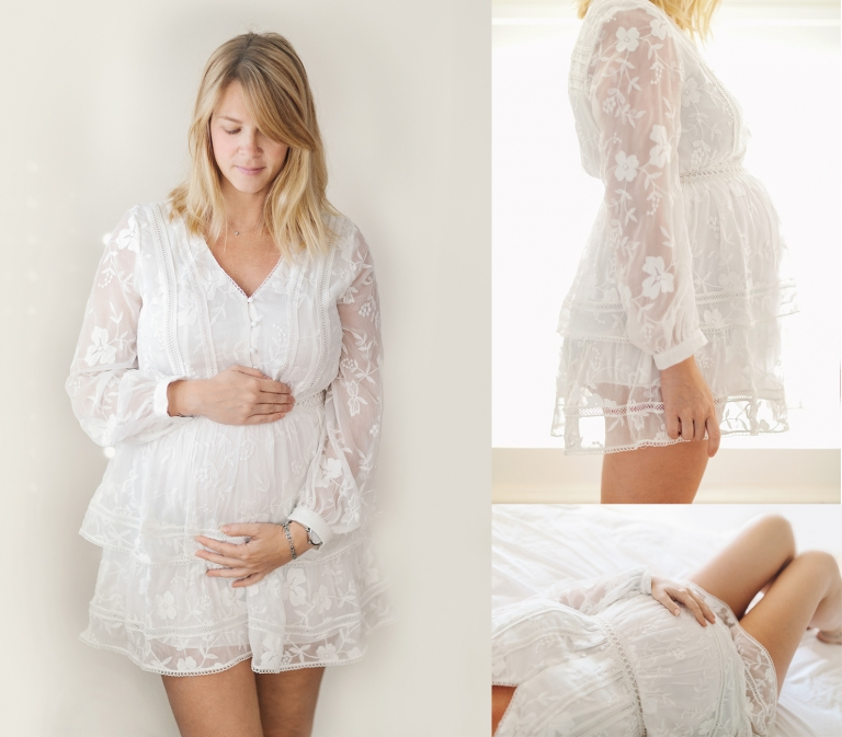 Perth Lace Maternity Photography