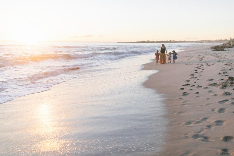 Perth Beach Maternity Photography