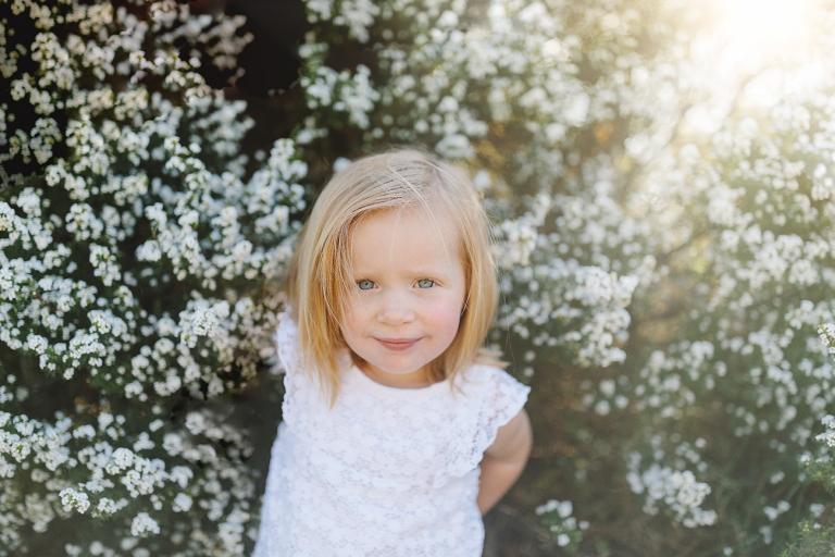 Spring Child Portraits