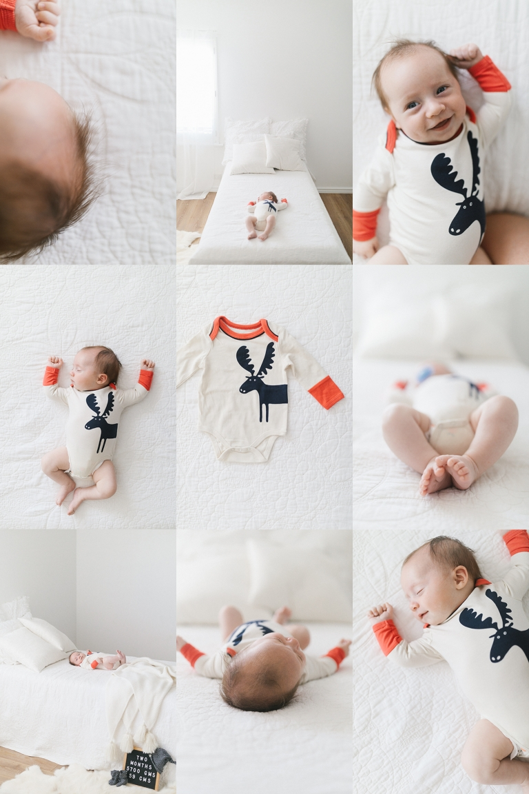 2 Months old Photo Session