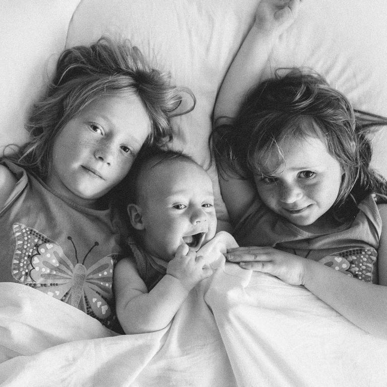 Photographing my Children