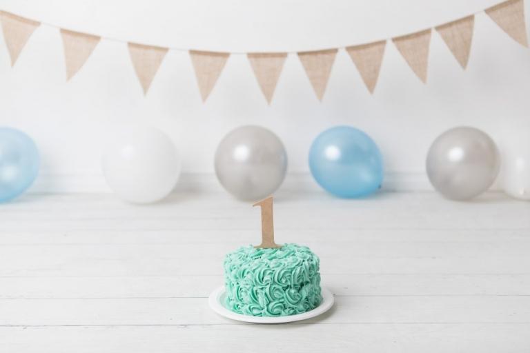 Cake Smash Photographer Perth