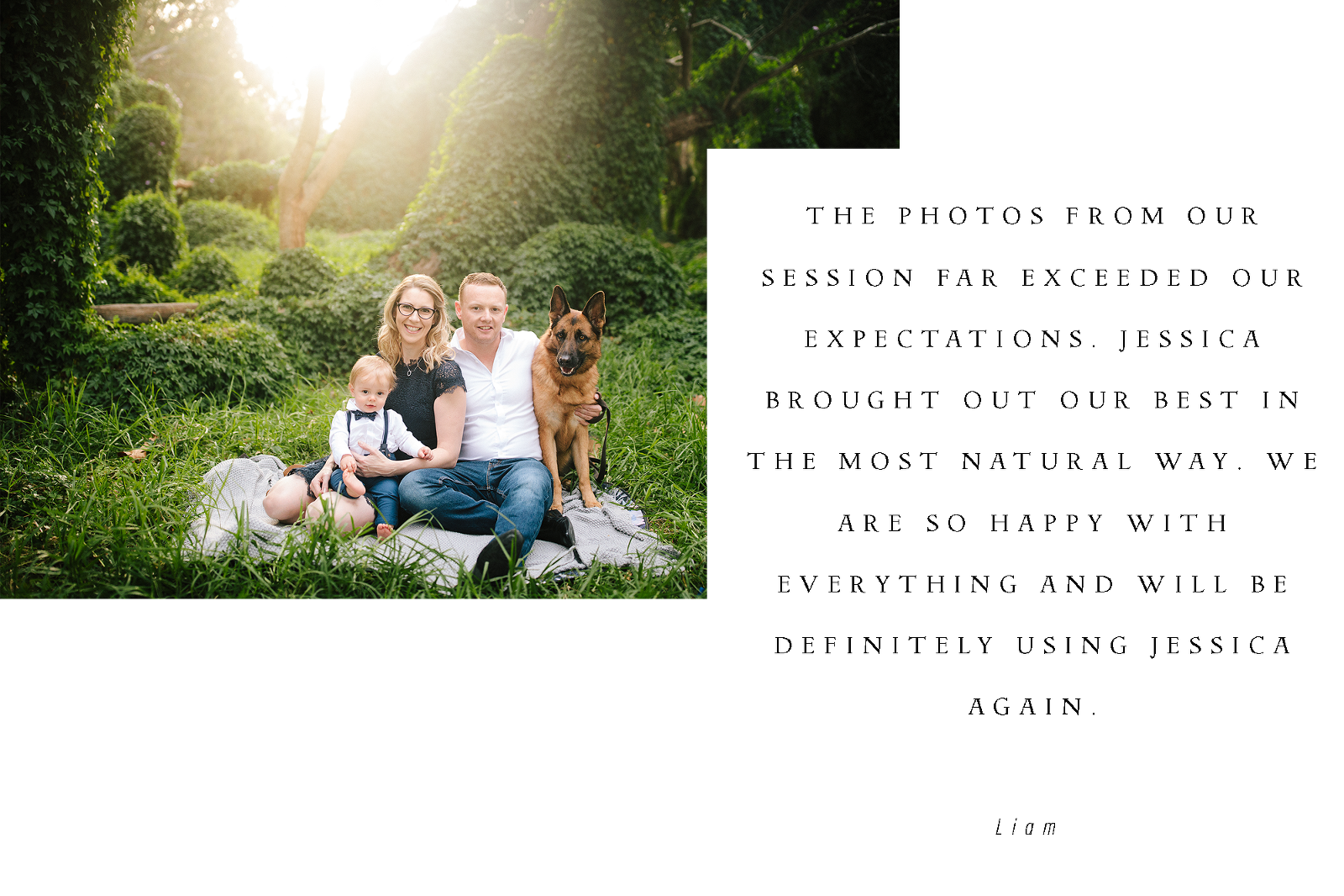 Family Photography review