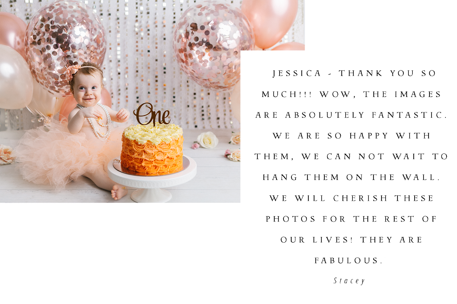 Cake smash Photography review