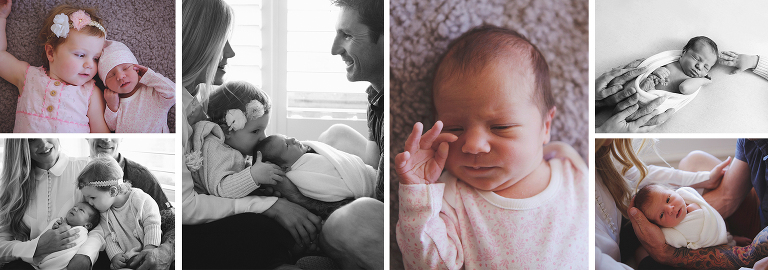 Perth Family Newborn Photography