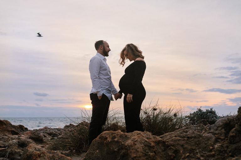 North Beach Maternity Photography