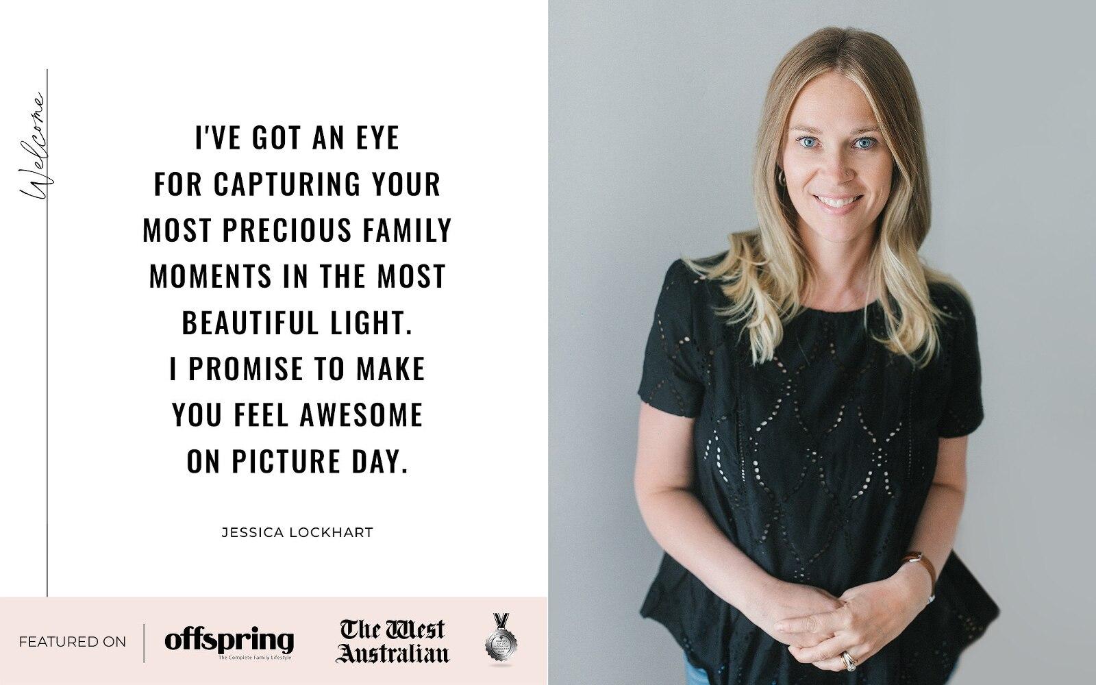 Jessica Lockhart Perth Photographer